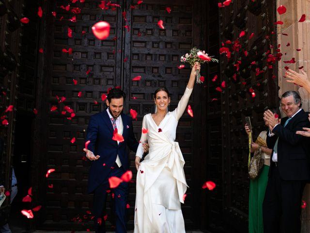 La boda de Nicolás y Natalia en Siguenza, Guadalajara 138
