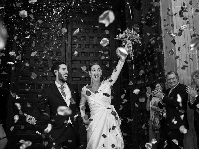 La boda de Nicolás y Natalia en Siguenza, Guadalajara 139