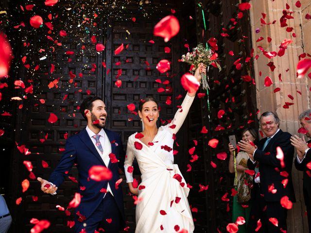 La boda de Nicolás y Natalia en Siguenza, Guadalajara 140