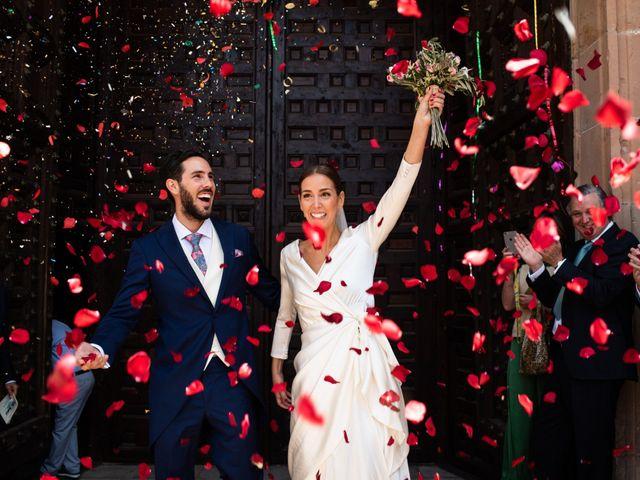 La boda de Nicolás y Natalia en Siguenza, Guadalajara 141