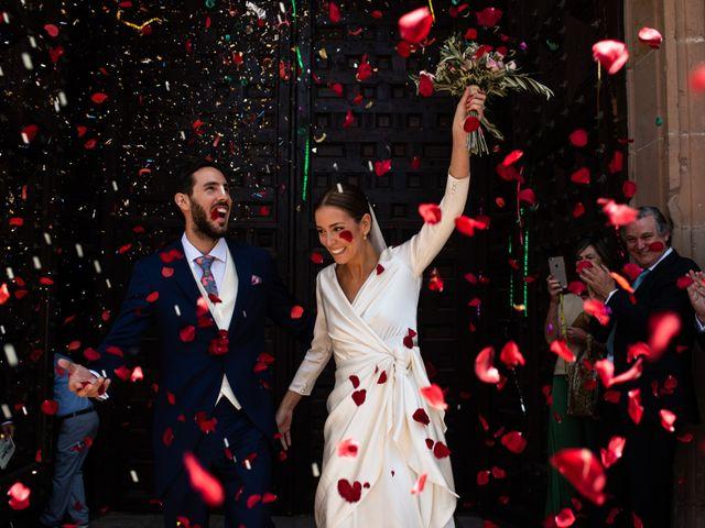 La boda de Nicolás y Natalia en Siguenza, Guadalajara 142