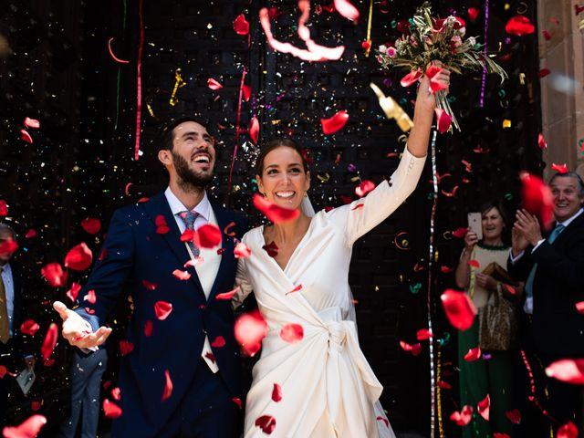 La boda de Nicolás y Natalia en Siguenza, Guadalajara 143