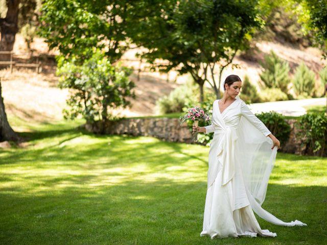 La boda de Nicolás y Natalia en Siguenza, Guadalajara 161