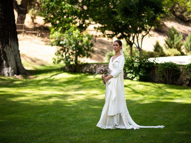 La boda de Nicolás y Natalia en Siguenza, Guadalajara 163