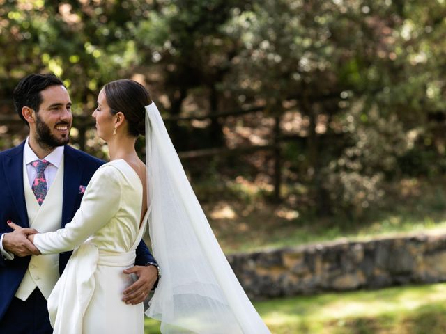 La boda de Nicolás y Natalia en Siguenza, Guadalajara 164