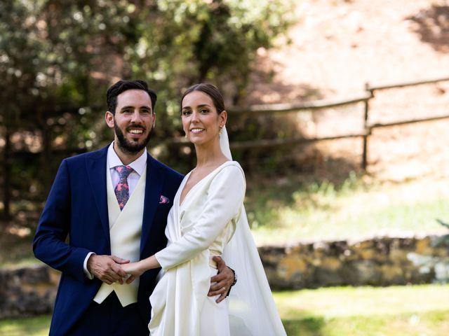 La boda de Nicolás y Natalia en Siguenza, Guadalajara 166