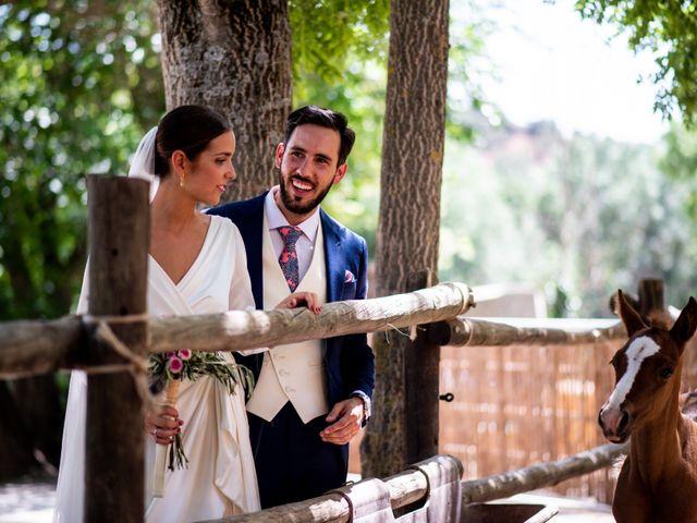 La boda de Nicolás y Natalia en Siguenza, Guadalajara 171