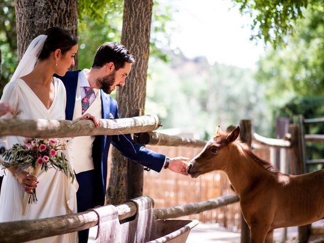 La boda de Nicolás y Natalia en Siguenza, Guadalajara 173