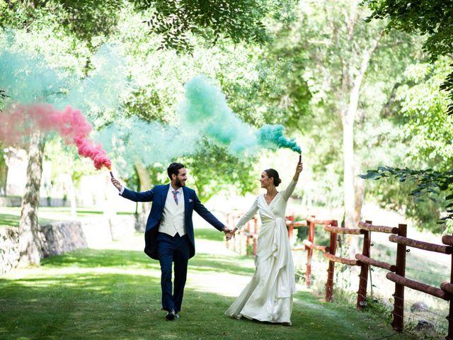 La boda de Nicolás y Natalia en Siguenza, Guadalajara 175
