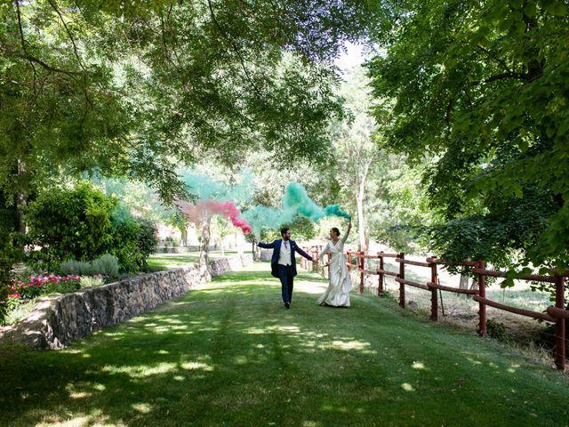 La boda de Nicolás y Natalia en Siguenza, Guadalajara 176