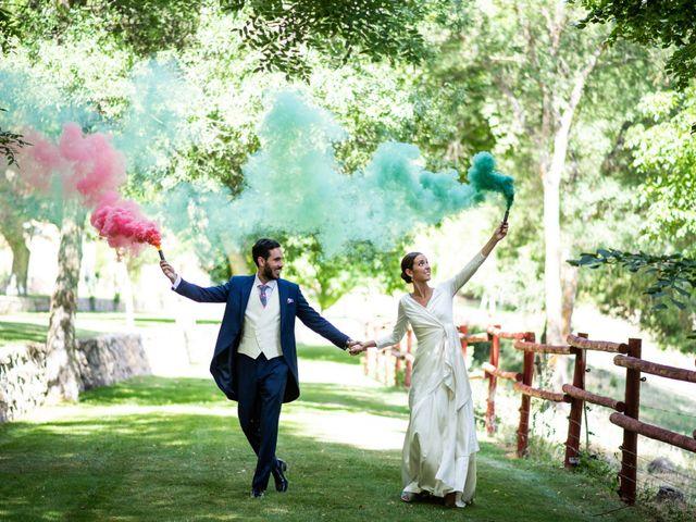 La boda de Nicolás y Natalia en Siguenza, Guadalajara 177