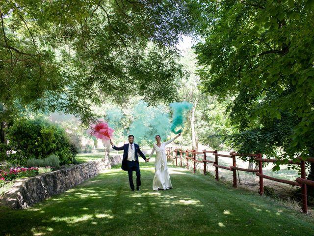 La boda de Nicolás y Natalia en Siguenza, Guadalajara 178
