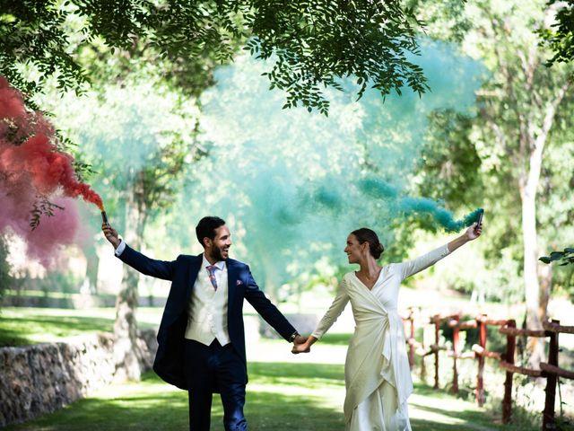 La boda de Nicolás y Natalia en Siguenza, Guadalajara 179