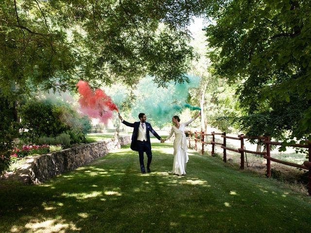 La boda de Nicolás y Natalia en Siguenza, Guadalajara 180