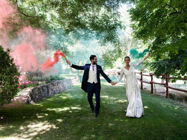 La boda de Nicolás y Natalia en Siguenza, Guadalajara 181