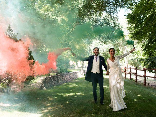 La boda de Nicolás y Natalia en Siguenza, Guadalajara 184