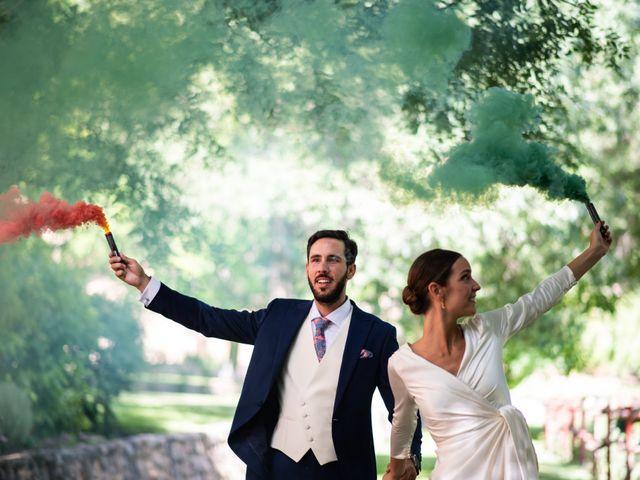 La boda de Nicolás y Natalia en Siguenza, Guadalajara 185
