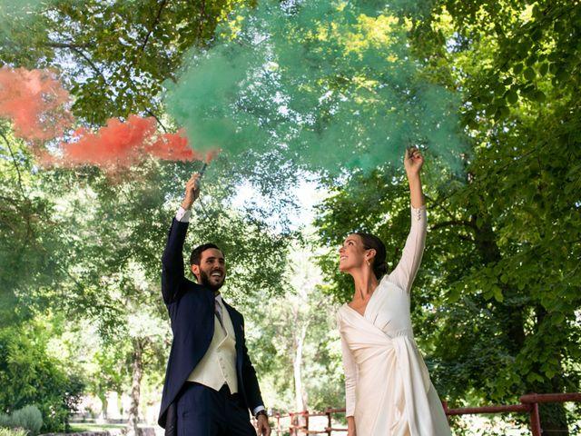 La boda de Nicolás y Natalia en Siguenza, Guadalajara 187