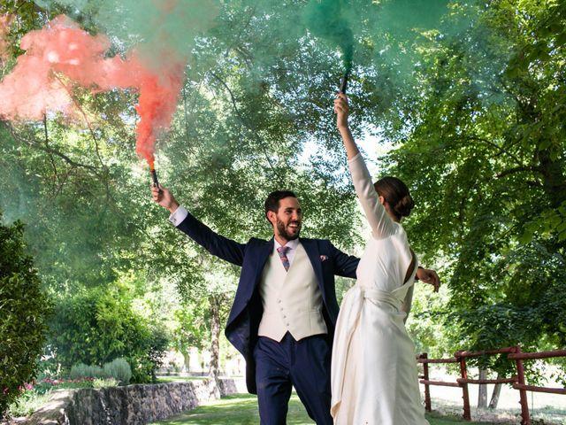 La boda de Nicolás y Natalia en Siguenza, Guadalajara 188