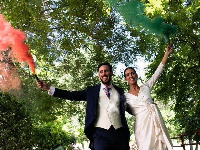 La boda de Nicolás y Natalia en Siguenza, Guadalajara 191