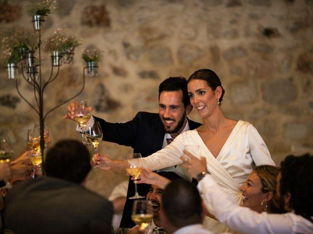 La boda de Nicolás y Natalia en Siguenza, Guadalajara 195
