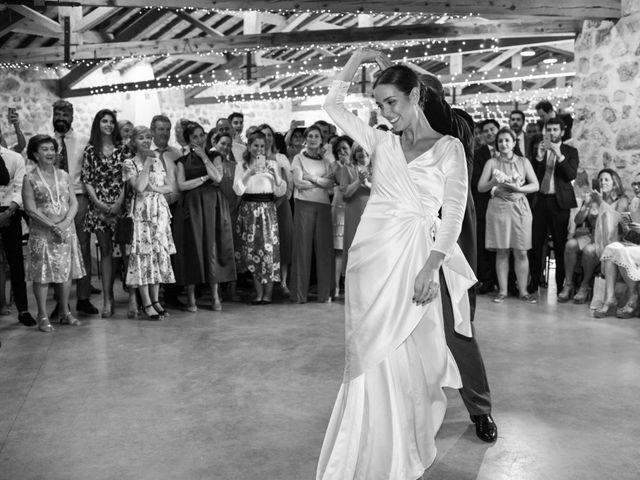 La boda de Nicolás y Natalia en Siguenza, Guadalajara 201