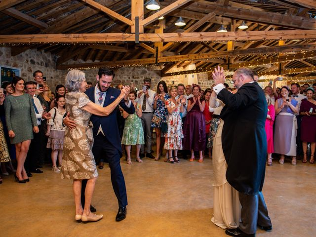 La boda de Nicolás y Natalia en Siguenza, Guadalajara 204