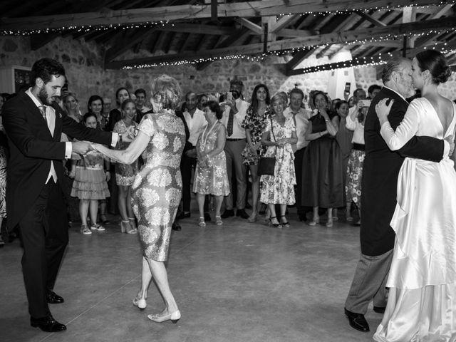 La boda de Nicolás y Natalia en Siguenza, Guadalajara 205