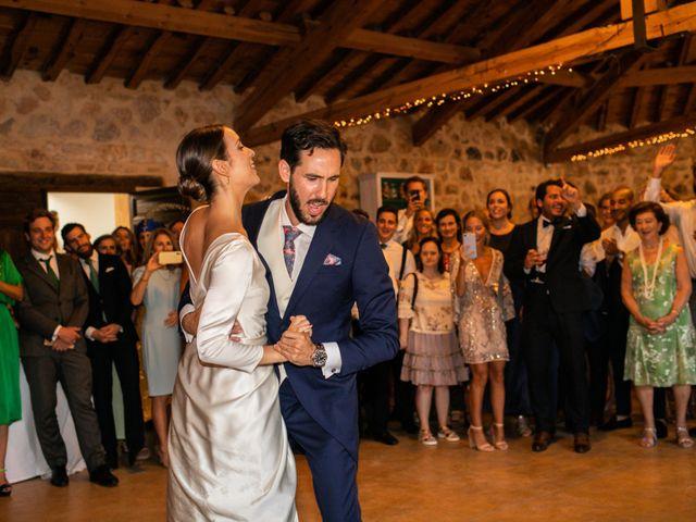 La boda de Nicolás y Natalia en Siguenza, Guadalajara 208