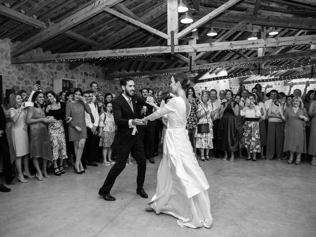 La boda de Nicolás y Natalia en Siguenza, Guadalajara 212