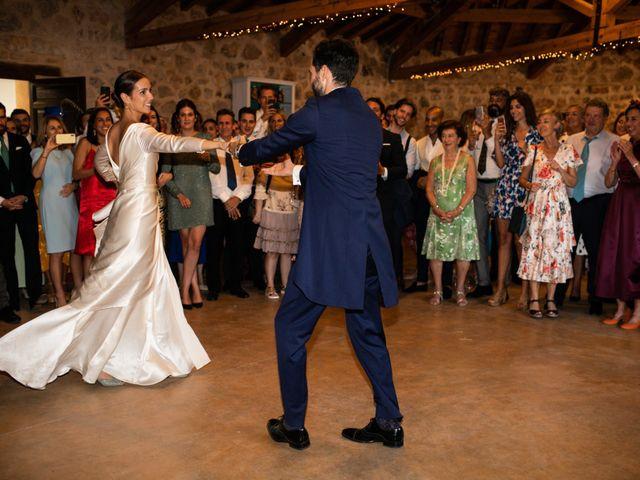 La boda de Nicolás y Natalia en Siguenza, Guadalajara 213