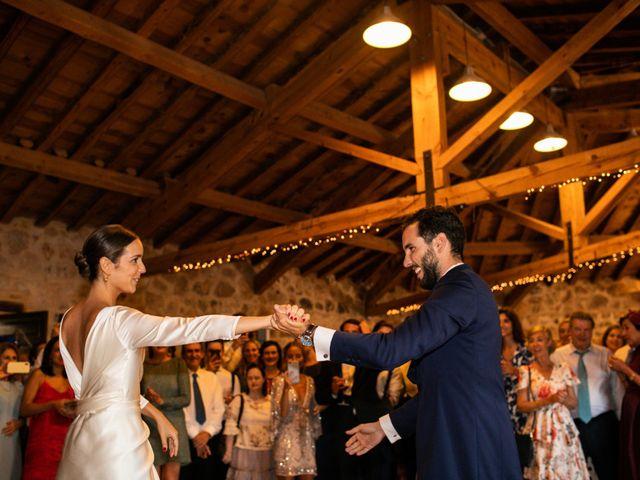 La boda de Nicolás y Natalia en Siguenza, Guadalajara 214