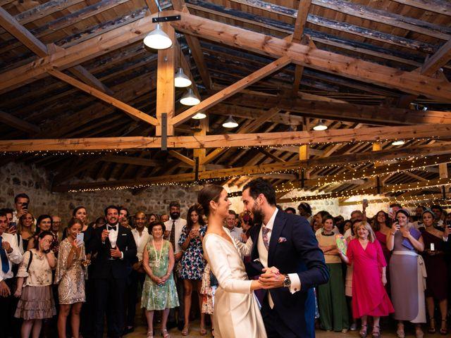 La boda de Nicolás y Natalia en Siguenza, Guadalajara 217