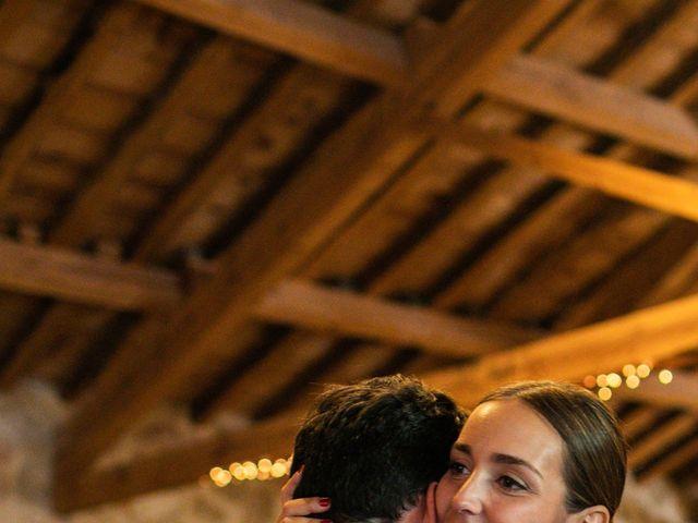 La boda de Nicolás y Natalia en Siguenza, Guadalajara 218