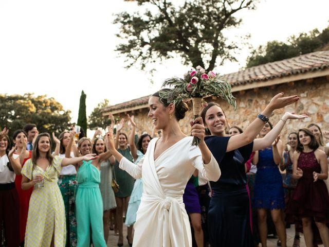 La boda de Nicolás y Natalia en Siguenza, Guadalajara 222