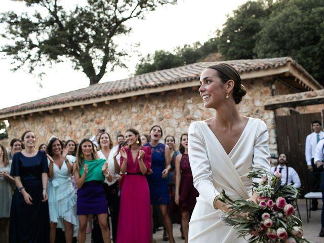 La boda de Nicolás y Natalia en Siguenza, Guadalajara 223