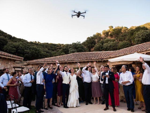 La boda de Nicolás y Natalia en Siguenza, Guadalajara 228