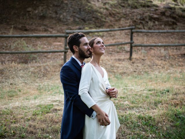 La boda de Nicolás y Natalia en Siguenza, Guadalajara 233