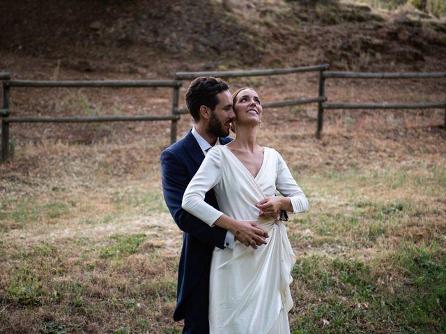 La boda de Nicolás y Natalia en Siguenza, Guadalajara 234