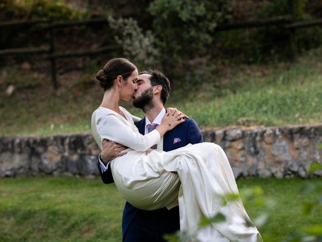 La boda de Nicolás y Natalia en Siguenza, Guadalajara 239
