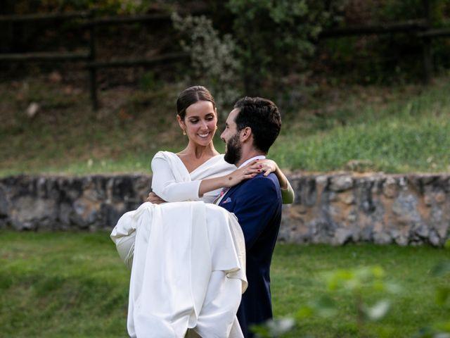 La boda de Nicolás y Natalia en Siguenza, Guadalajara 241
