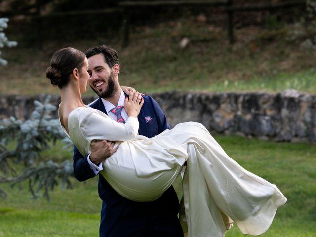 La boda de Nicolás y Natalia en Siguenza, Guadalajara 242