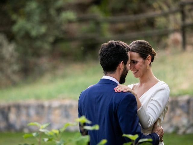 La boda de Nicolás y Natalia en Siguenza, Guadalajara 243