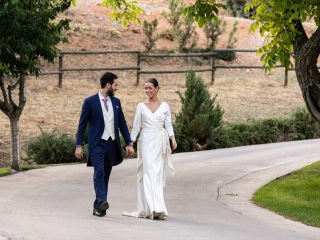 La boda de Nicolás y Natalia en Siguenza, Guadalajara 246