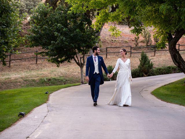 La boda de Nicolás y Natalia en Siguenza, Guadalajara 247