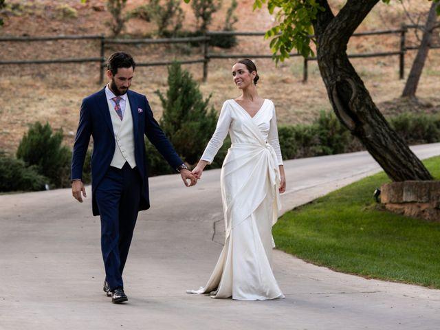 La boda de Nicolás y Natalia en Siguenza, Guadalajara 248