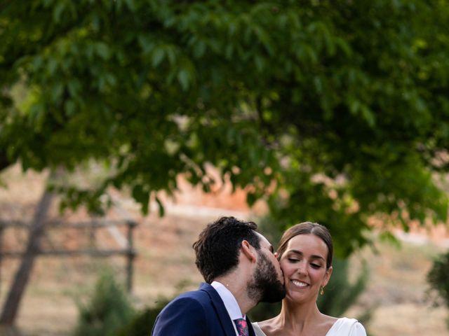 La boda de Nicolás y Natalia en Siguenza, Guadalajara 249