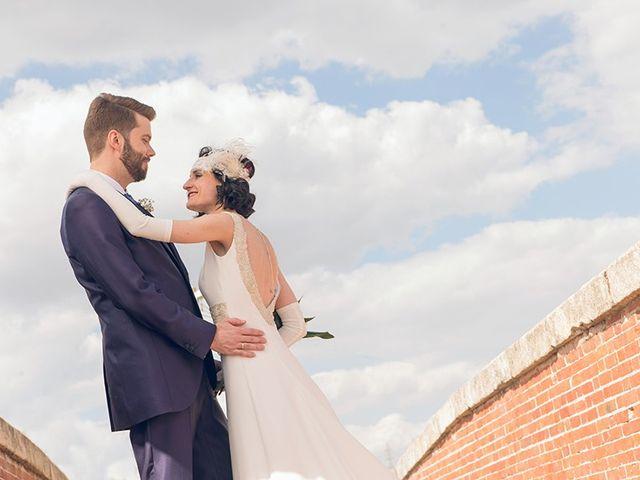 La boda de Ana y Luis en Salamanca, Salamanca 9