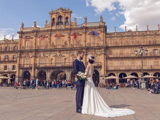 La boda de Ana y Luis en Salamanca, Salamanca 11