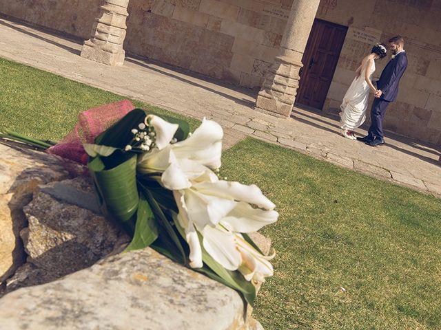 La boda de Ana y Luis en Salamanca, Salamanca 12